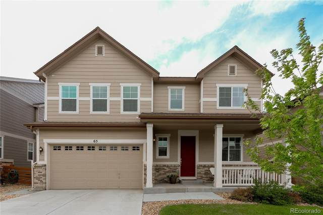 65 Sun Up Circle, Erie, CO 80516 (#3713390) :: Colorado Home Finder Realty