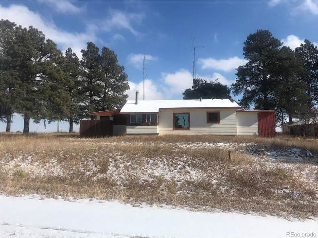 5525 County Road 142, Elizabeth, CO 80107 (#3713396) :: The Dixon Group