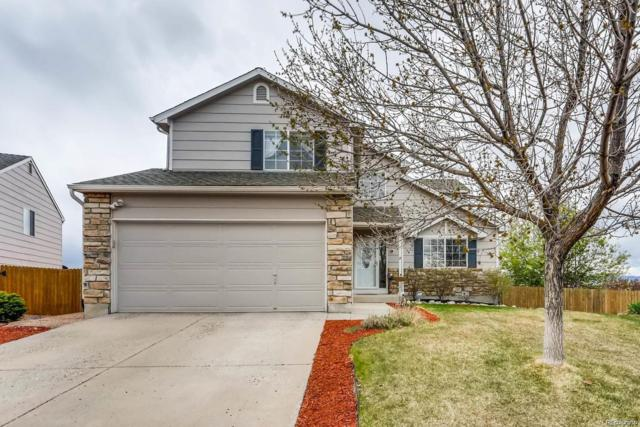 737 Quarterhorse Trail, Castle Rock, CO 80104 (MLS #3713600) :: 8z Real Estate