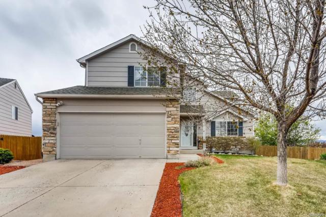 737 Quarterhorse Trail, Castle Rock, CO 80104 (#3713600) :: Colorado Home Finder Realty