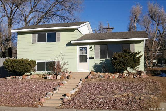 1822 Whitman Road, Colorado Springs, CO 80910 (#3713922) :: The Gilbert Group