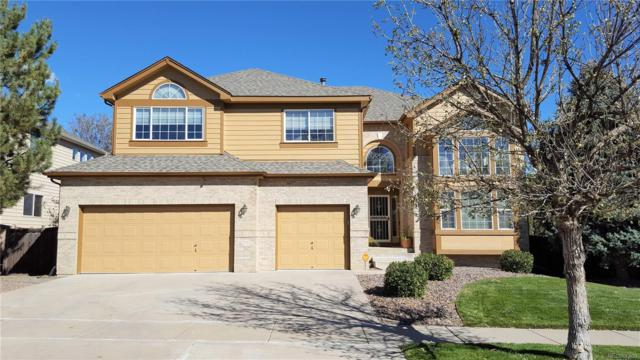 5407 W Prentice Circle, Denver, CO 80123 (#3713936) :: The HomeSmiths Team - Keller Williams