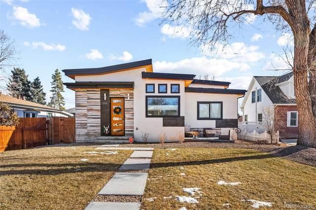 326 S Jasmine Street, Denver, CO 80224 (#3714520) :: The Colorado Foothills Team | Berkshire Hathaway Elevated Living Real Estate