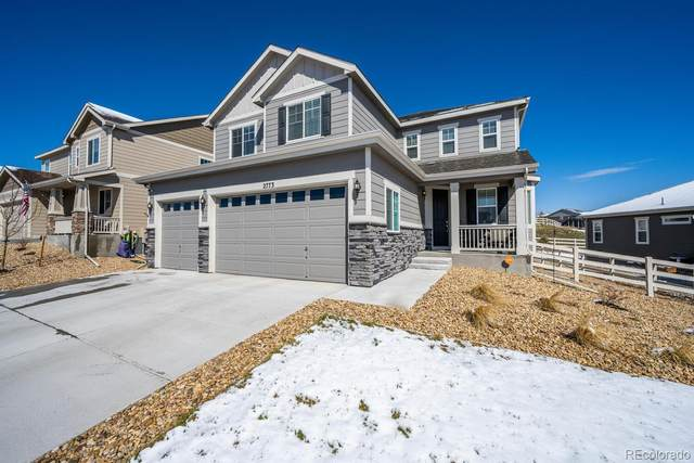 2773 Echo Park Drive, Castle Rock, CO 80104 (#3714632) :: The Griffith Home Team