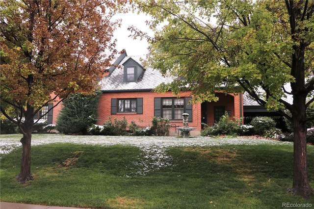 1302 Longwood Avenue, Pueblo, CO 81004 (#3714675) :: James Crocker Team