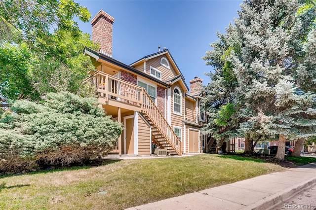 4943 S Carson Street #101, Aurora, CO 80015 (#3714706) :: Compass Colorado Realty