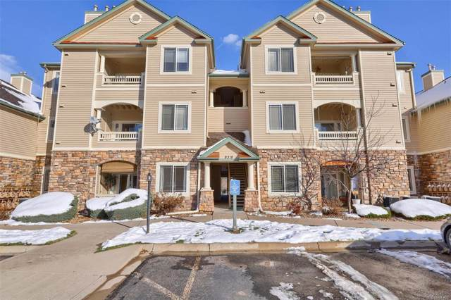 8318 S Independence Circle #103, Littleton, CO 80128 (#3714942) :: True Performance Real Estate