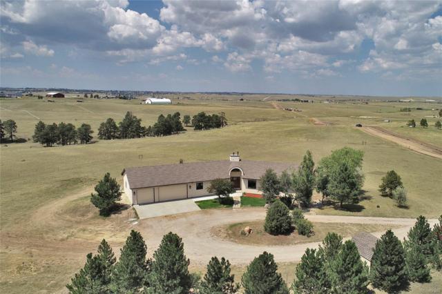 40555 Valley View Court, Elizabeth, CO 80107 (#3715249) :: Colorado Home Realty