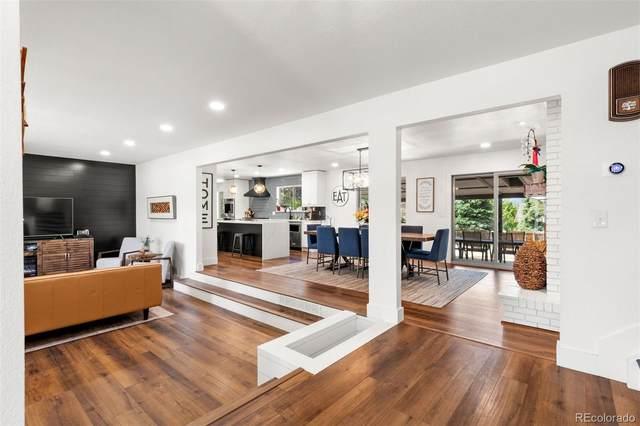 14709 E Jefferson Avenue, Aurora, CO 80014 (MLS #3715324) :: 8z Real Estate