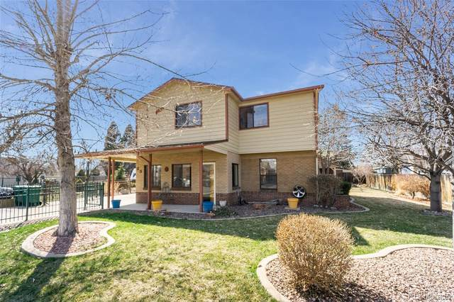 25 Harlan Street, Lakewood, CO 80226 (MLS #3715469) :: 8z Real Estate