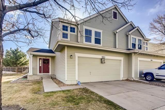 810 Union Street B, Lakewood, CO 80401 (#3715601) :: Venterra Real Estate LLC