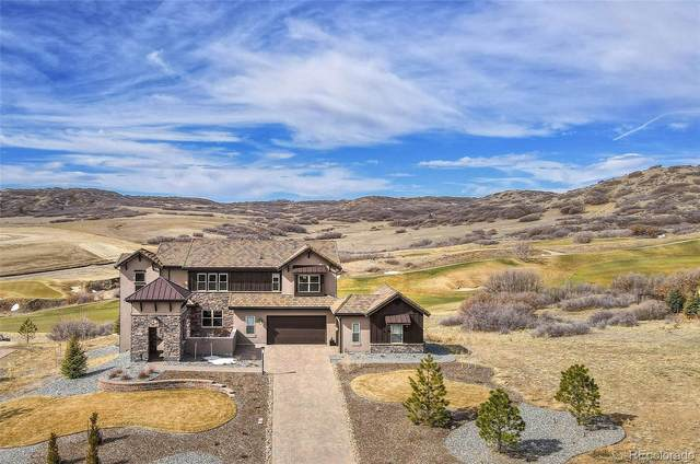 5623 Raintree Drive, Parker, CO 80134 (#3715666) :: The Harling Team @ HomeSmart