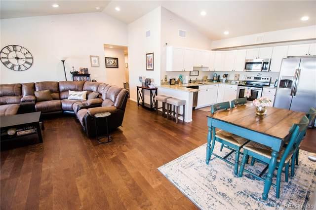 875 E 78th Avenue #22, Denver, CO 80229 (MLS #3716274) :: 8z Real Estate