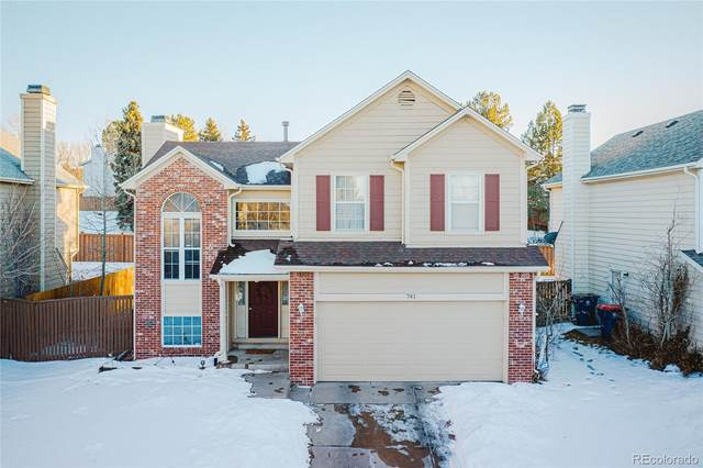 741 White Cloud Drive, Highlands Ranch, CO 80126 (#3716360) :: Hudson Stonegate Team