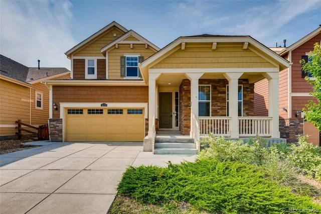 18239 W 85th Drive, Arvada, CO 80007 (#3716793) :: Re/Max Structure