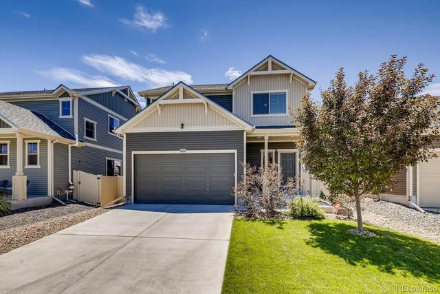 18028 E 44th Avenue, Denver, CO 80249 (#3716967) :: James Crocker Team