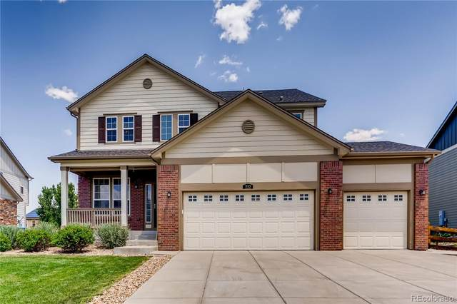 222 N Eaton Park Street, Aurora, CO 80018 (#3717073) :: Mile High Luxury Real Estate
