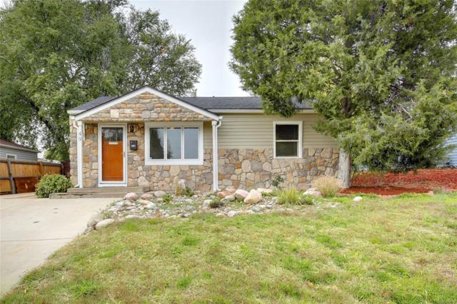 49 S Osceola Street, Denver, CO 80219 (#3717111) :: My Home Team