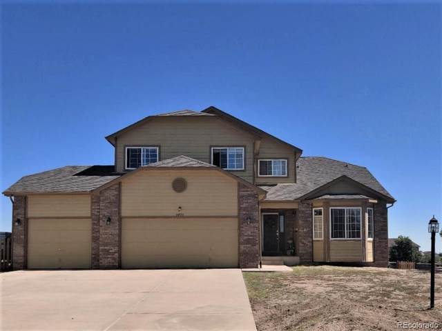 9975 Litchfield Street, Peyton, CO 80831 (MLS #3717286) :: Bliss Realty Group