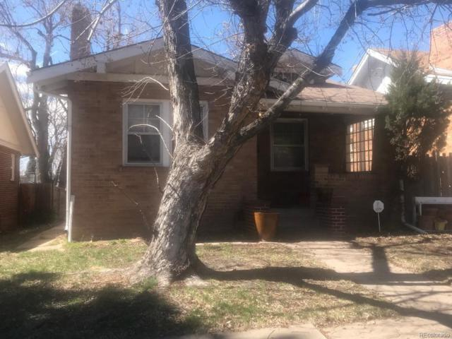 231 S Humboldt Street, Denver, CO 80209 (MLS #3717530) :: 8z Real Estate