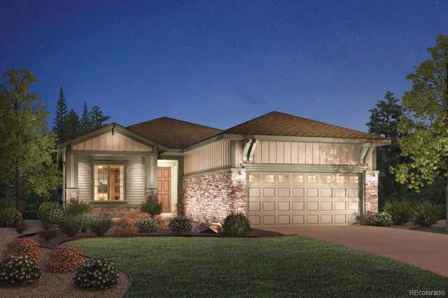 8502 S Rome Way, Aurora, CO 80016 (MLS #3718005) :: 8z Real Estate