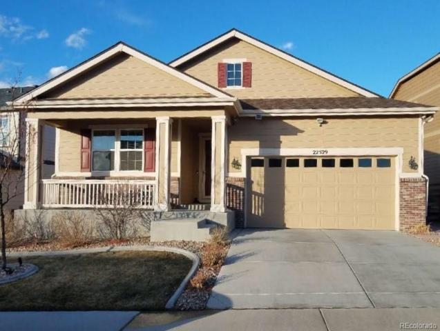 22529 E Bellewood Drive, Centennial, CO 80015 (#3718206) :: The Tamborra Team