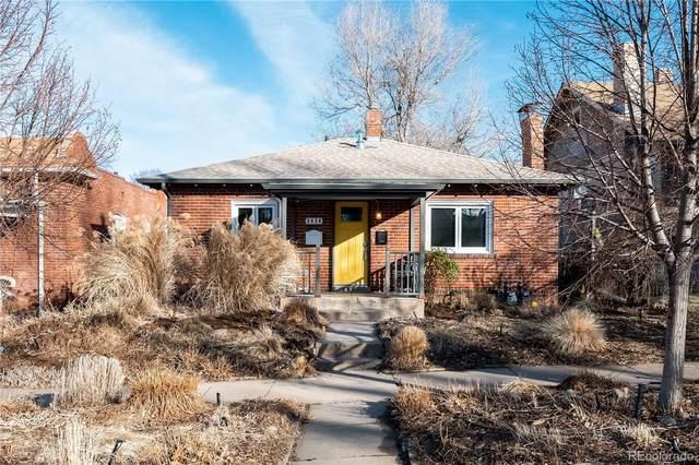 2630 N High Street A & B, Denver, CO 80205 (#3718500) :: Colorado Home Finder Realty