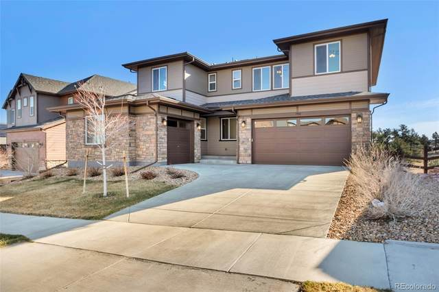 7952 S Haleyville Way, Aurora, CO 80016 (#3718782) :: Briggs American Properties