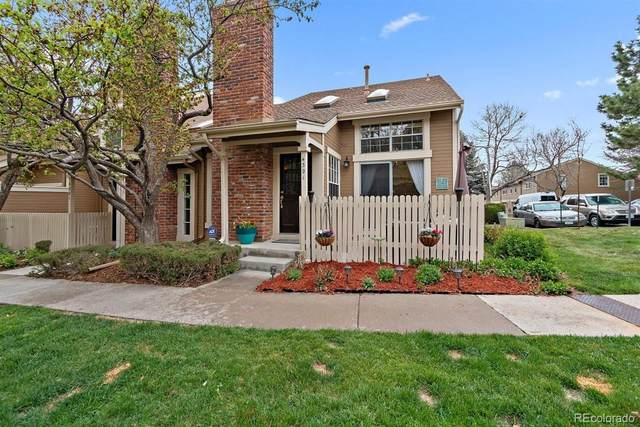 4391 S Billings Circle, Aurora, CO 80015 (#3718861) :: The DeGrood Team