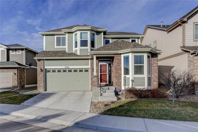 8391 E Arizona Place, Denver, CO 80247 (#3719123) :: The Heyl Group at Keller Williams