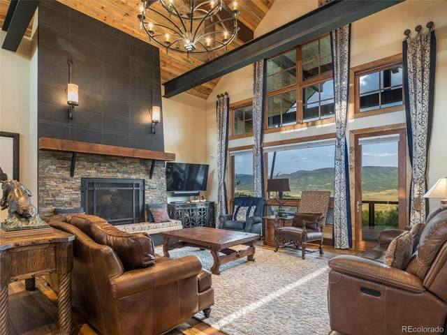 30485 Marshall Ridge, Steamboat Springs, CO 80487 (#3719557) :: Portenga Properties - LIV Sotheby's International Realty