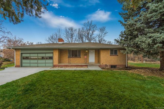 675 Harlan Street, Lakewood, CO 80214 (#3719632) :: The Dixon Group
