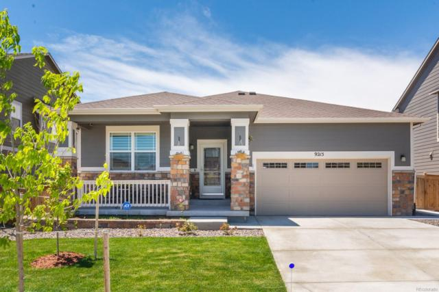9215 Quintero Street, Commerce City, CO 80022 (#3719977) :: Bring Home Denver with Keller Williams Downtown Realty LLC