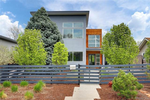 3014 S Bellaire Street, Denver, CO 80222 (#3719993) :: The Gilbert Group