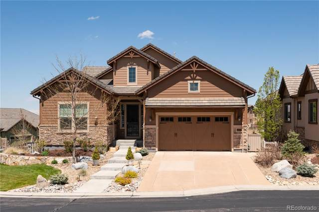 10872 Capstone Court, Highlands Ranch, CO 80126 (#3720072) :: Mile High Luxury Real Estate