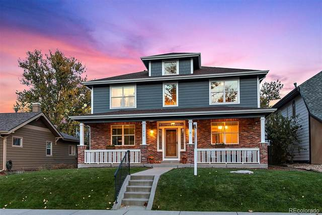1950 S Gilpin Street, Denver, CO 80210 (#3720089) :: Real Estate Professionals