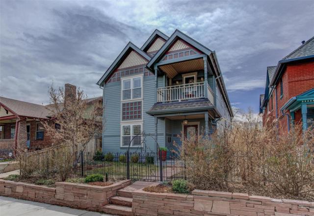 3232 W 30th Avenue, Denver, CO 80211 (#3720335) :: Real Estate Professionals