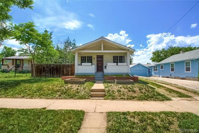 45 S Grove Street, Denver, CO 80219 (MLS #3720466) :: 8z Real Estate