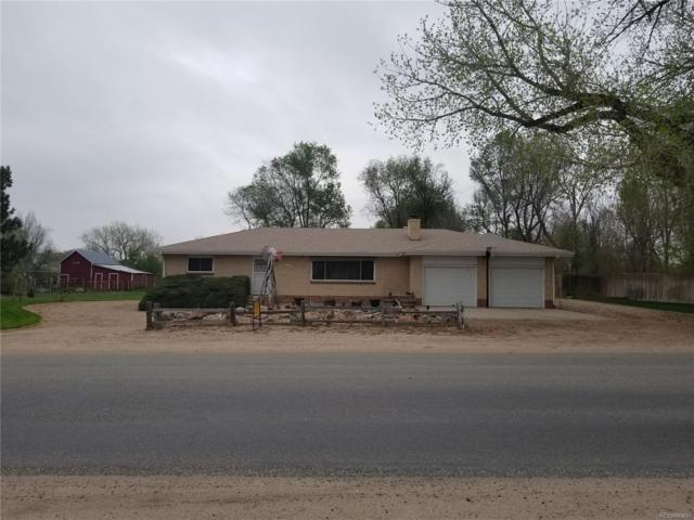 16436 County Road 19, Fort Morgan, CO 80701 (#3720487) :: Sellstate Realty Pros