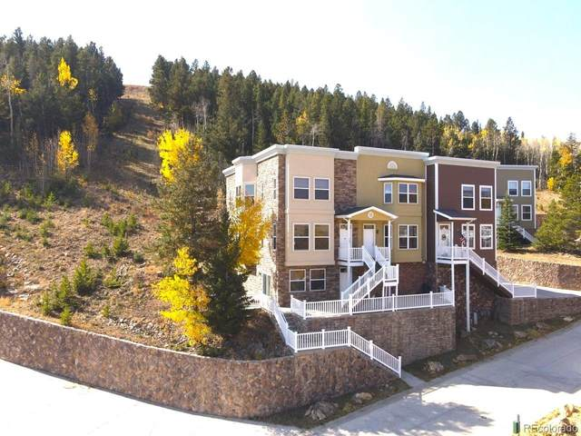 702 Martin Drive, Central City, CO 80427 (#3720728) :: Briggs American Properties