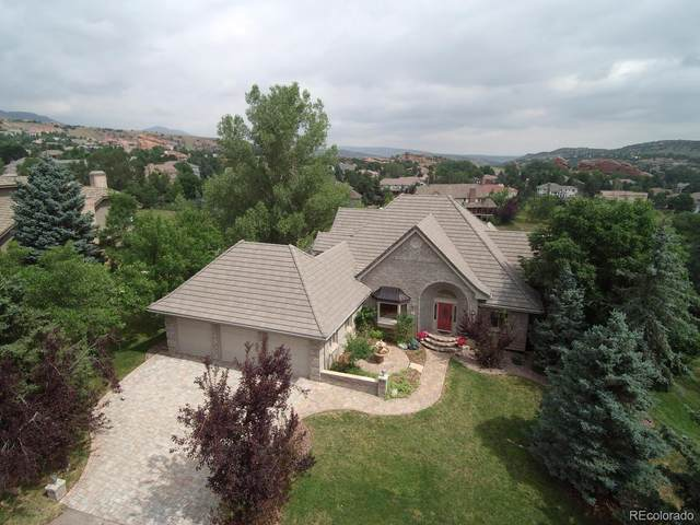 5 Catamount Lane, Littleton, CO 80127 (#3720818) :: Kimberly Austin Properties