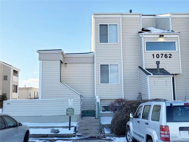 10762 E Exposition Avenue #234, Aurora, CO 80012 (MLS #3721227) :: Re/Max Alliance