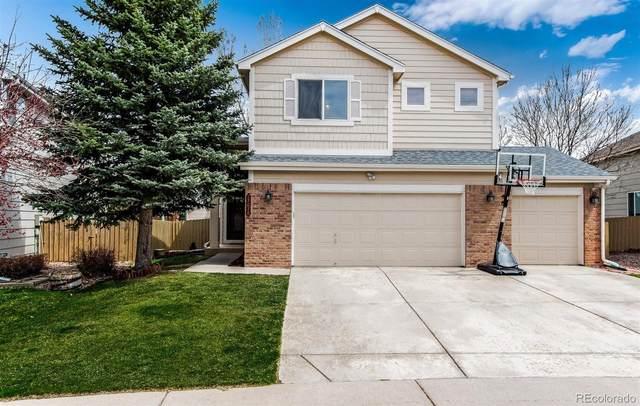 17076 Foxton Drive, Parker, CO 80134 (#3721437) :: Relevate   Denver