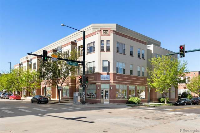 4383 Tennyson Street 2-J, Denver, CO 80212 (MLS #3721451) :: 8z Real Estate