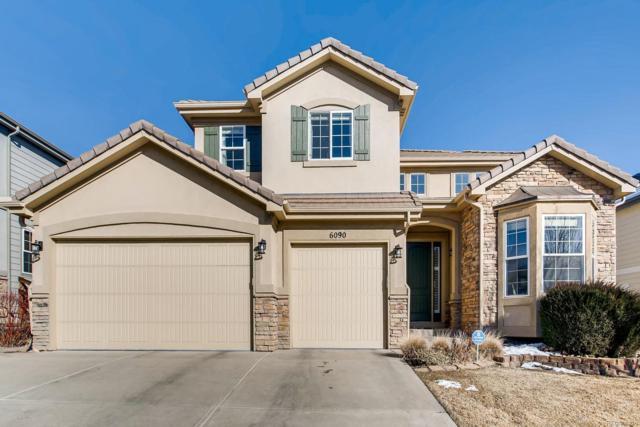 6090 S Oswego Street, Englewood, CO 80111 (MLS #3722177) :: 8z Real Estate