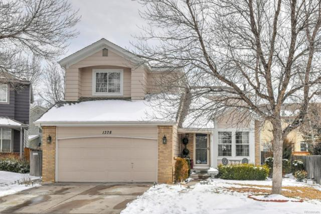1378 E 135th Place, Thornton, CO 80241 (#3722383) :: The Heyl Group at Keller Williams