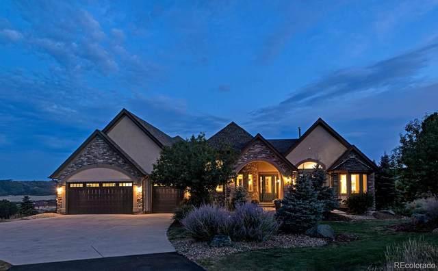 3250 Nellies Way, Castle Rock, CO 80104 (MLS #3722550) :: 8z Real Estate