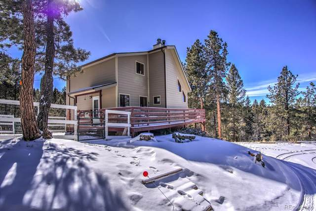 58 Juniper Circle, Florissant, CO 80816 (MLS #3723091) :: Keller Williams Realty