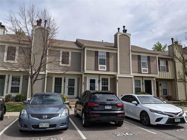 1811 S Quebec Way #216, Denver, CO 80231 (#3723444) :: Mile High Luxury Real Estate