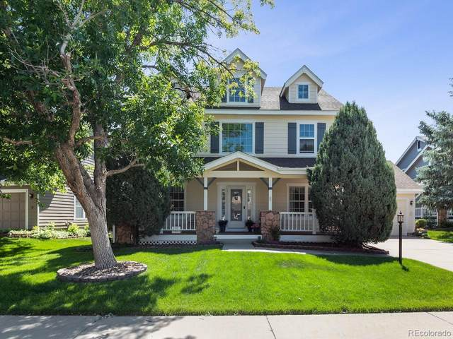12842 S Crazy Horse Court, Parker, CO 80134 (#3723456) :: Mile High Luxury Real Estate